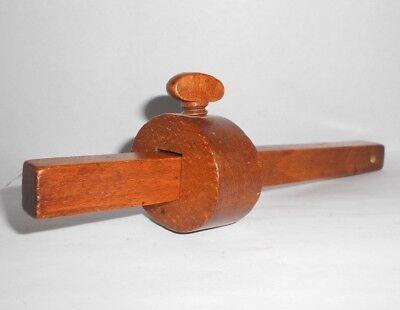Vintage Wood Marking Mortise Gauge 3 Scribe pins