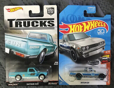 Hot Wheels Datsun 620 lot  Zamac & Trucks Car Culture