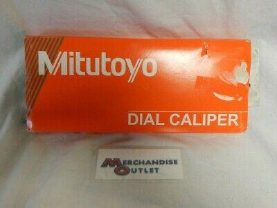 Mitutoyo 505-742-53 Dial Caliper