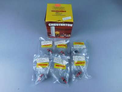 Box Of 6 Chesterton Live Loading Disc Springs Style 5150 - New Surplus