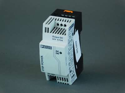 Phoenix Contact 2868635 24v Power Supply Step-ps1ac24dc0.75