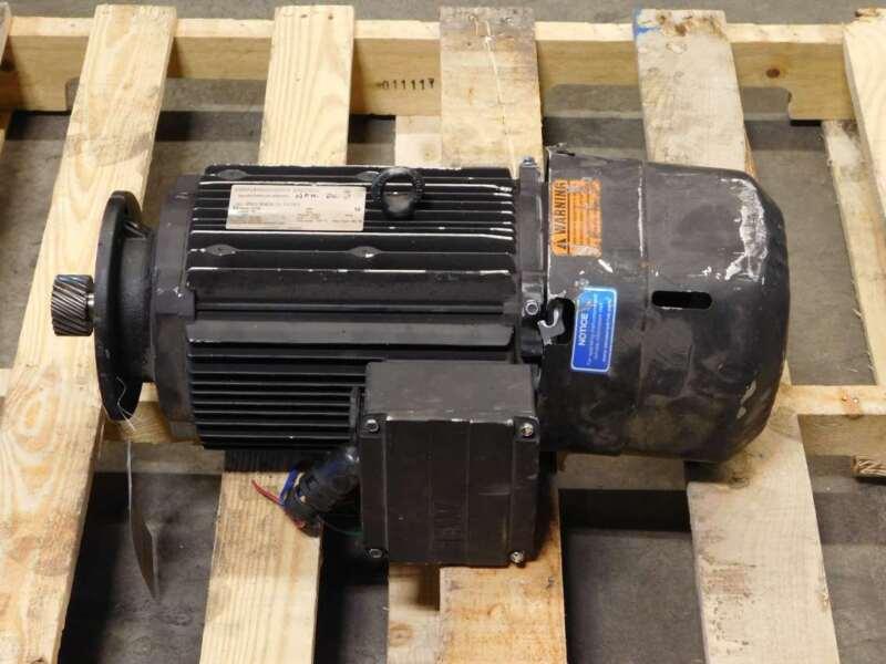 Sew-Eurodrive DRE100LABE2HR Motor, 3HP