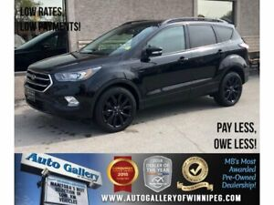 2017 Ford Escape Titanium *AWD/Navi/Bluetooth/HtdSeats