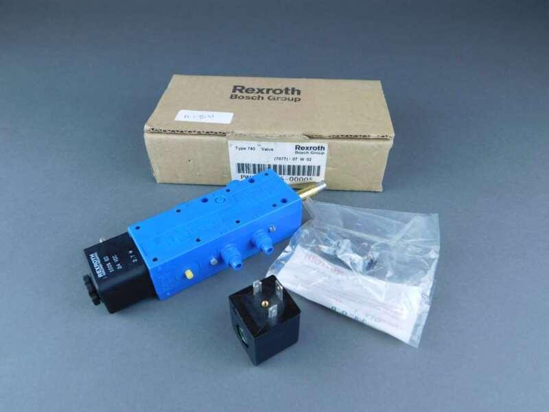 Rexroth Control Valve PW-067715-00005 - NEW Surplus!