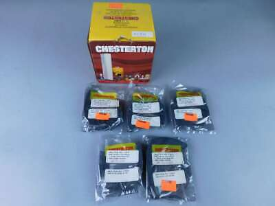 Lot Of 5 Chesterton 1.750 X 2.750 X .500 Packing - New Surplus