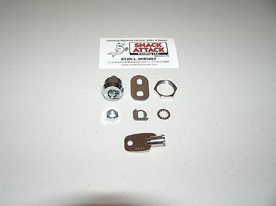 Vendstar 3000 9223 Back Door Lock & Key - / Free Ship