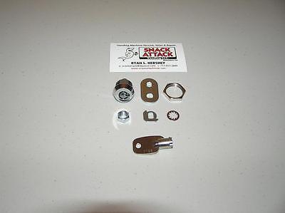 Vendstar 3000 0195 Back Door Lock & Key - / Free Ship