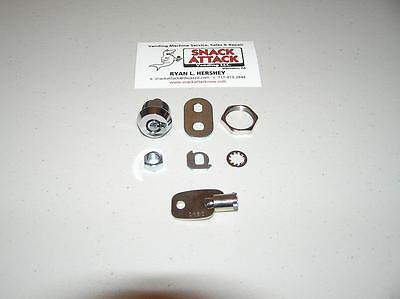 Vendstar 3000 0188 Back Door Lock Key - New Free Ship