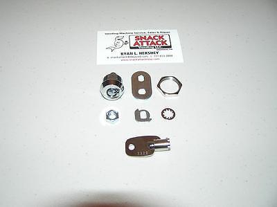 Vendstar 3000 2222 Back Door Lock Key - New Free Ship