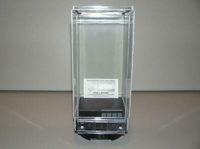 1 Vendstar 3000 Bulk Candy Vending Machine Candy Cansiter Lens Wrap New