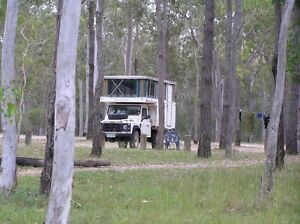 Home Made Camper Zilzie Yeppoon Area Preview