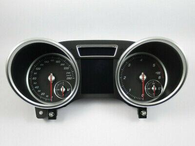 original Mercedes-Benz W166 GLS Kombiinstrument Tacho NEU A1669008916