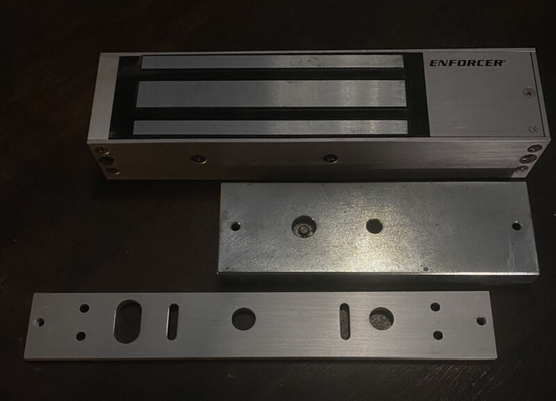Seco-Larm Enforcer Electromagnetic Lock Bond Sensor, 1,200 Lbs.E-941SA-1K2PQ