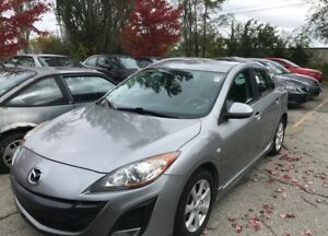 2010 Mazda Mazda3 Sport MANUAL!LOADED!FULLY CERTIFIED@NO EXTRA C
