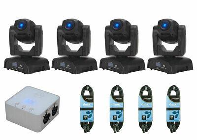 4x American DJ Pocket Pro   ADJ Products MYDMX 3.0 Stage Lighting Controller ... ()