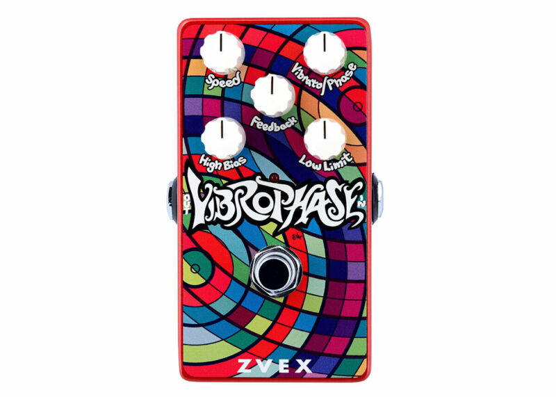 ZVEX Effects Vertical Vexter Vibrophase - FREE 2 DAY SHIP