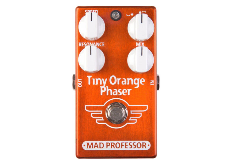 Mad Professor Tiny Orange Phaser - FREE 2 DAY SHIP