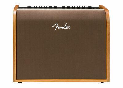 Fender Acoustic Series Acoustic 100 120V Solid State Guitar Amp- Natural Blonde
