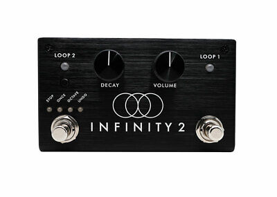 Pigtronix Infinity 2 Looper - FREE 2 DAY SHIP