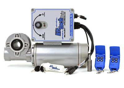 Lift Tech 110 volt AC Boat Lift Motor for Harbor Master Boat Lift With Remotes