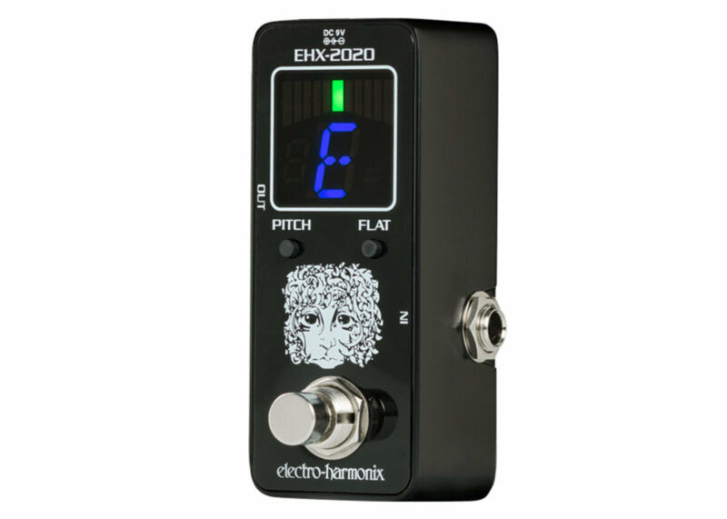 Electro-Harmonix 2020 Chromatic Tuner Pedal