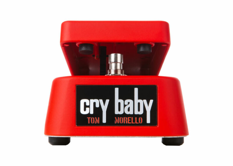 Dunlop TBM95 Tom Morello Cry Baby Wah