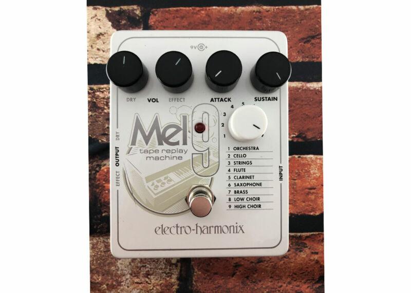 Electro-Harmonix MEL9 Tape Replay Machine - Used FREE 2 DAY SHIP