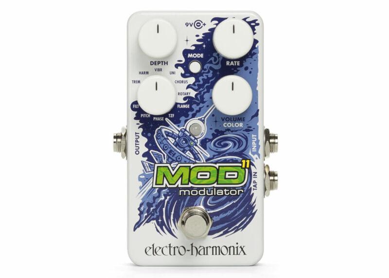 Electro-Harmonix MOD 11 Modulation Pedal - Used FREE 2 DAY SHIP