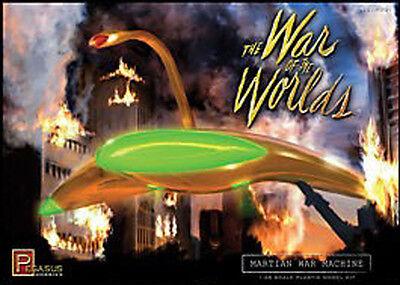 Pegasus Hobbies 1/48 War of the Worlds Martian War Machine Plastic  Kit  9001