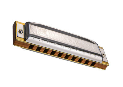 Hohner Blues Harp 532BX-G# Blues Harmonica - Key of G#