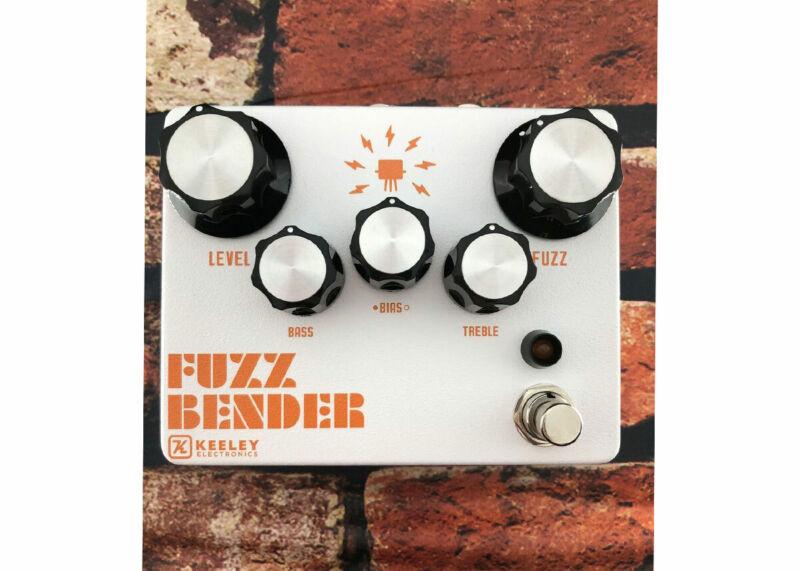 Keeley Electronics Fuzz Bender Used FREE 2 DAY SHIP