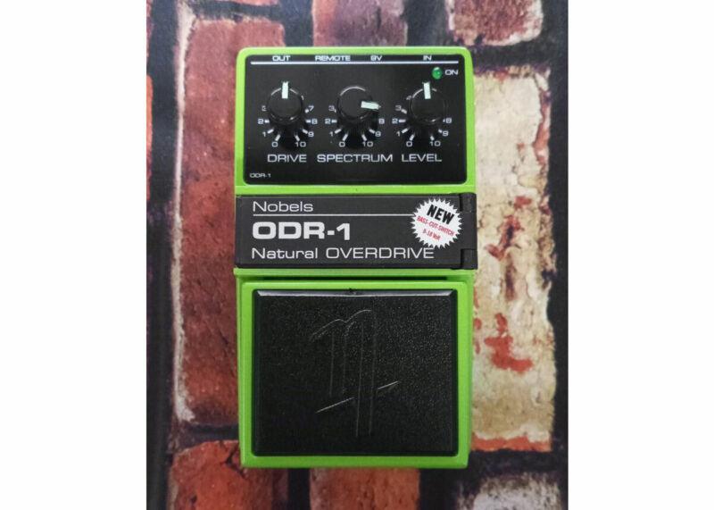 Nobels ODR-1 Overdrive Mk2 - Demo