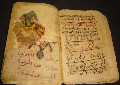 AN OLD ASTROLOGY MANUSCRIPT BY ABU MAASHER AL-BALKHI (OCCULT):