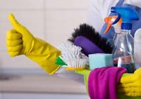 Residential/Move in and out/post construction cleaning..