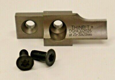 Kaiser Thinbit Dgh4301323 Grooving Head 25-30x13mm  B195
