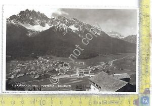Cartolina-Postcard-S-Candido-Pusteria-Dolomiti-anni-039-40