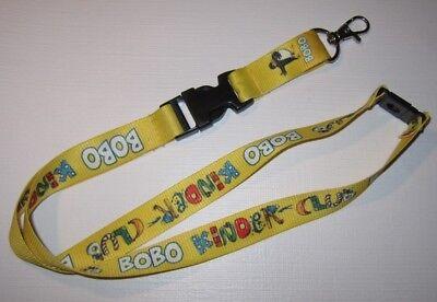 Kinder-Club BOBO Schlüsselband Lanyard NEU (A6)