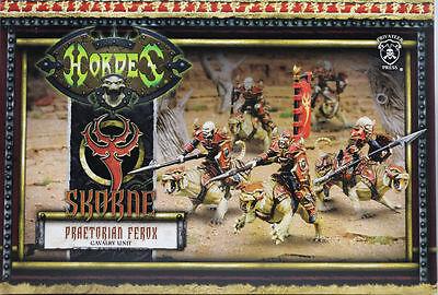 1Hordes - Skorne - Praetorian Ferox Unit - PIP 74080 - SEALED