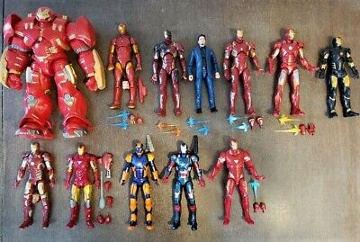 Marvel Legends - Iron Man Lot - Action Figures