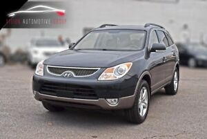 2010 Hyundai Veracruz Limited |LEATHER SUNROOF| 7PASSANGER