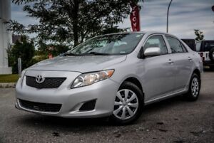 2010 Toyota Corolla CE A/C POWER GROUP CE A/C POWER GROUP