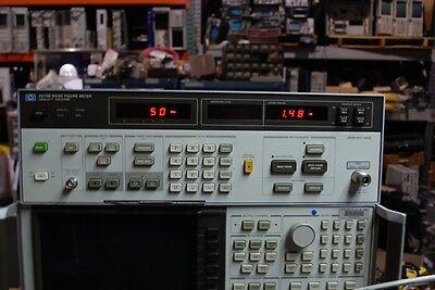 Hp Agilent 8970b Noise Figure Meter W Option H18 1800mhz