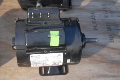 Aerotech Fm-1022 Electric Motor 12hp 115230v K56 Frame 58 Shaft1725 Rpm New