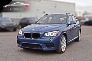 2014 BMW X1 xDrive28i  M-sport   BACKUP SENSOR  CARTIFIERD
