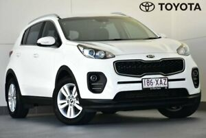 2017 Kia Sportage QL MY17 Si 2WD White 6 Speed Sports Automatic Wagon Kedron Brisbane North East Preview