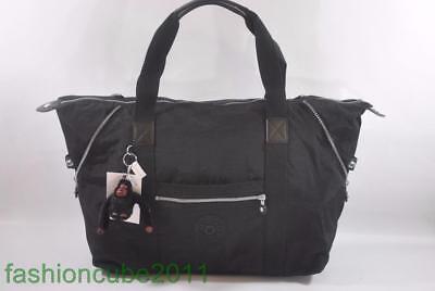 New With Tag Kipling ART M Tote  Shoulder Bag TM2060 -  BLACK