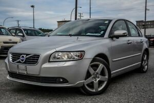 2011 Volvo S40 LEVEL 1 LEATHER A/C POWER GROUP LEVEL 1 LEATHER A