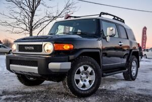 2009 Toyota FJ Cruiser 4X4 4X4, A/C, POWER GROUP