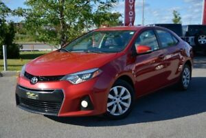 2014 Toyota Corolla S A/C POWER GROUP S A/C POWER GROUP