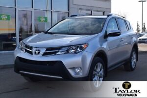 2015 Toyota RAV4 AWD Limited March Madness Sale !! Save $3000 !!